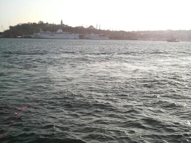 ようやくイスタンブールに戻る