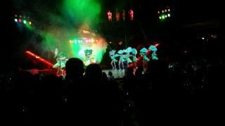 キャバレーフロリダのトロピカルショー