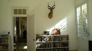 ヘミングウェイの書斎
